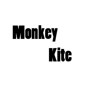 Image MONKEY KITE